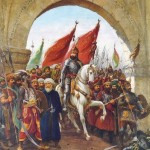 From now on 500 years ago, in 1517, Khilafat Ottoman was started