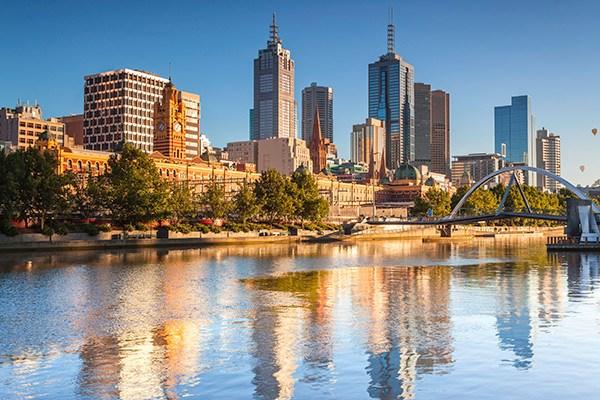 Australia's city  Melbourne