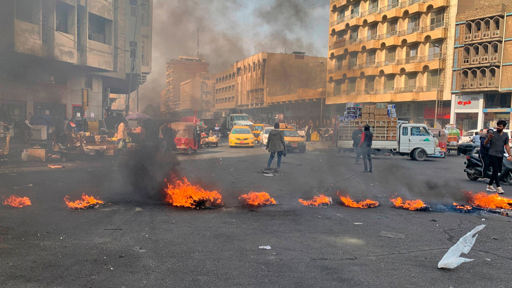 900 buildings burned 7 thousand arrested during protests