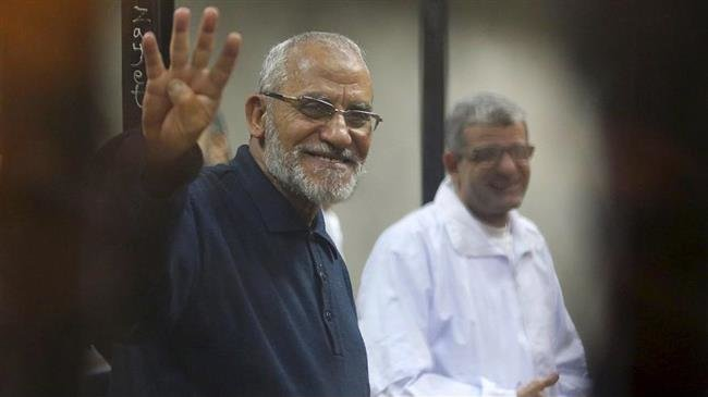 Muslim Brotherhood leader Mohammad Badie