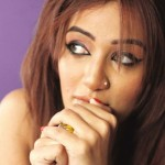 Actress Mathira