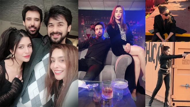 """Actor director and producer Tanveer Jamal's big budget film """"Japanese Connection"""""""