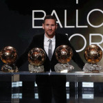 World-renowned superstar Lionel Messi from Argentina and Barcelona