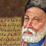 The great poet of Urdu Mirza Asadullah Khan Ghalib