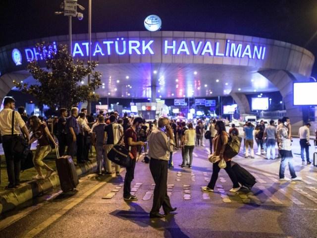 Istanbul Kemal Ataturk Airport is the third busiest airport in Europe