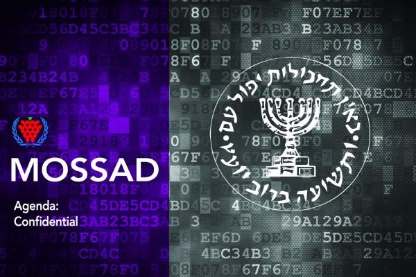 Israeli intelligence agency Mossad