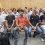 Israeli court sentenced six Arab citizens
