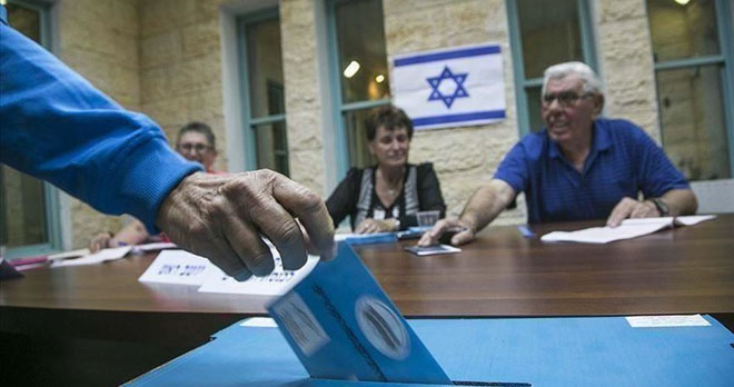 The possibility of a third parliamentary election in Israel
