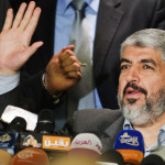 "Islamic Resistance Movement ""Hamas' political chief Khaled Meshaal sector"