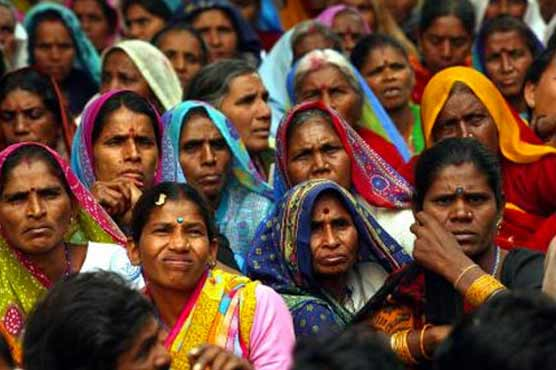 These Hindus who embrace Islam belong to the lower caste of India (Dalit community)