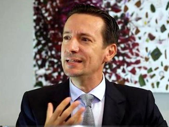 Italian Ambassador Luca Attanasio