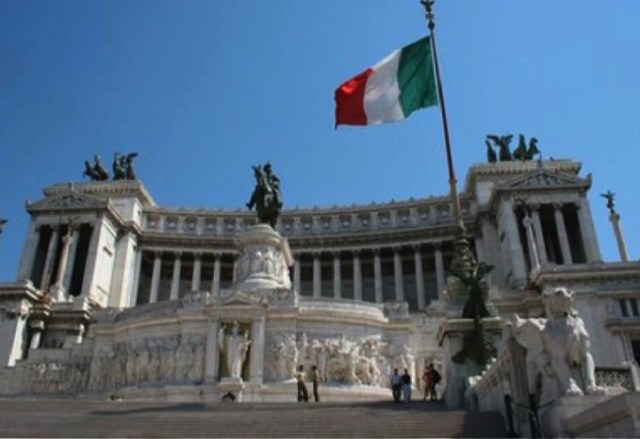 Italian parliament dissolved