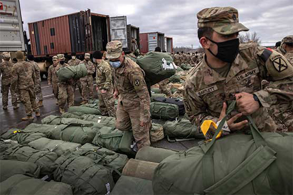 The withdrawal of foreign troops from Afghanistan will be completed by September 11 this year