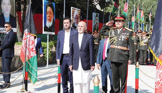 100 Years of Independence Day of Afghanistan