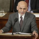 President of Afghanistan, Ashraf Ghani Addressing the US Congress