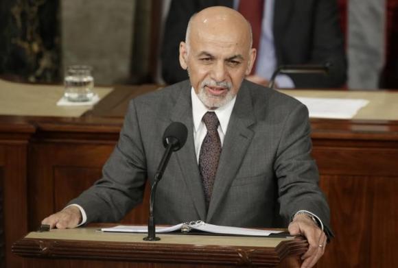 President of Afghanistan, Ashraf Ghani Addressing the US Congress