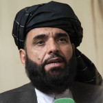 Sohail Shaheen, spokesman for the Afghan Taliban's Qatar office