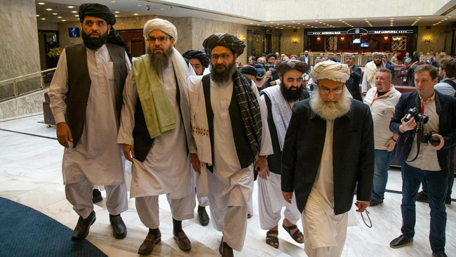 Afghan peace conference, Afghan government and Taliban hold several talks but end without any results
