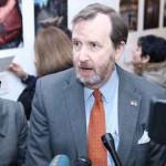 Acting US Ambassador to the United Nations Richard Miller