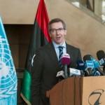 The head of the UN mission in Libya Special Bernardino Léon