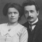 Albert Einstein's first wife Mileva Maric