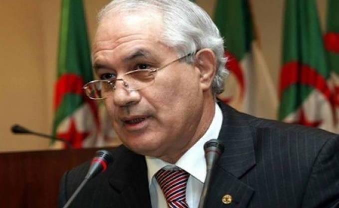 Tayib Belaiz, head of Algeria's Legislative Council