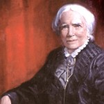 Elizabeth Blackwell is the first woman to step in the medicine department