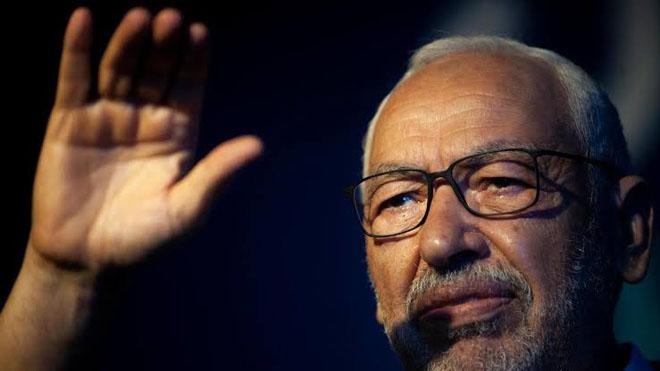 Ennahda Movement chief Rached Ghannouchi