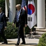 The talks between US and South Korea are likely to be held on January 5 next year