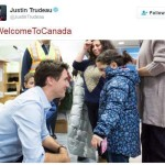 All immigrants to be expelled from the United States will be accepted in Canada, Canadian Prime Minister Justin Trudeau