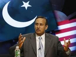 Hussain Haqqani, former Pakistani ambassador in the US