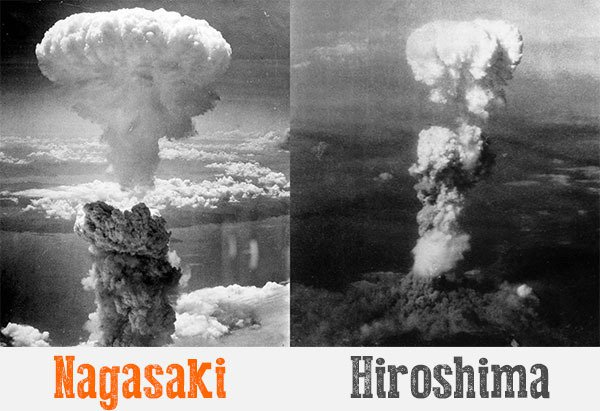 US Had Dropped Atomic Bombs On Two Japanese Cities Hiroshima And Nagasaki