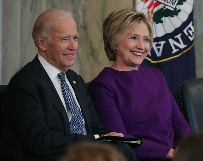 Former United States Secretary of State Hillary Clinton has announced her candidacy for the presidency