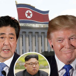 US resident Trump is advising Japan to buy US nuclear weapons and compete with North Korean