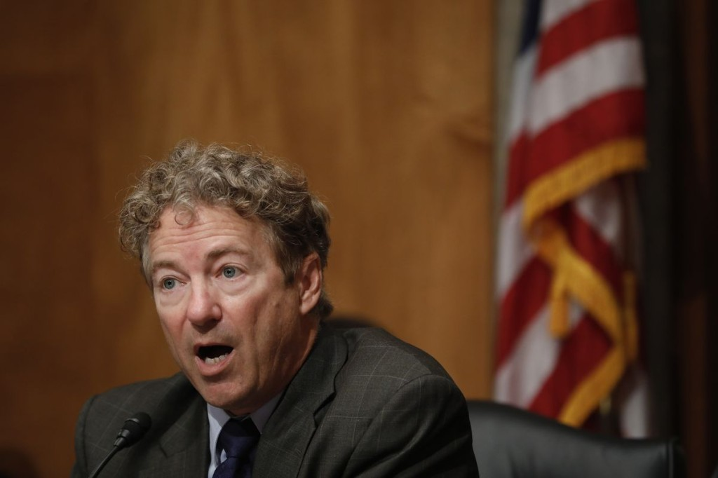 United States Senior Republican Senator Rand Paul