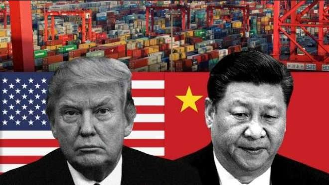 Is the trade war between the US and China just a matter of trade or anything else?