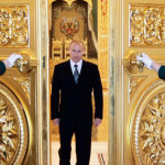 U.S spy has been employed in the Russian president's residence for years