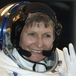US woman Astronaut Peggy Whitson