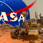"""Modern research of American Space Research """"NASA"""" shows that alien lives in Mars"""
