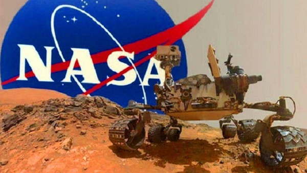"Modern research of American Space Research ""NASA"" shows that alien lives in Mars"