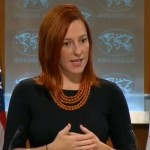 U.S. State Department spokeswoman Jane I could