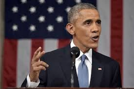US President Barack Obama's