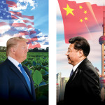 US President signed a deal to stop the trade war with China