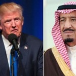 In phone call with Trump and Saudi King Salman
