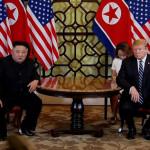 U.S. President Donald Trump and North Korean leader Kim Jong-un
