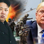 US President Donald Trump wants to destroy North Korea and overthrow the Kim Jong Un government