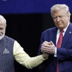 US President Donald Trump will visit India on February 24