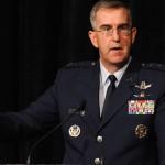 US Air Force General John Hyten