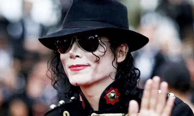 American singer late Michael Jackson
