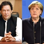 German Chancellor Angela Merkel congratulated Imran Khan on the success in the election and congratulated them as the Prime Minister.
